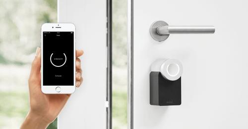 مزیت سازگاری قفل هوشمند با تلفن همراه