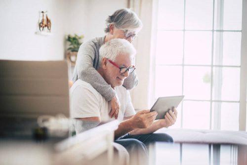 راحتی قفل هوشمند برای معلولین و سالخوردگان