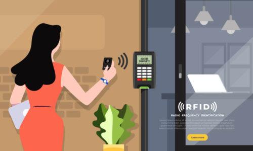 سیستم قفل RFID
