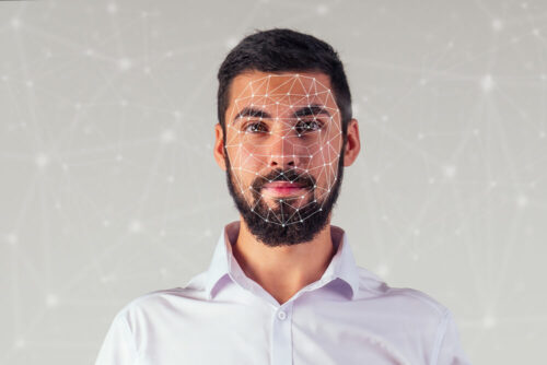 قفل درب هوشمند تشخیص چهره